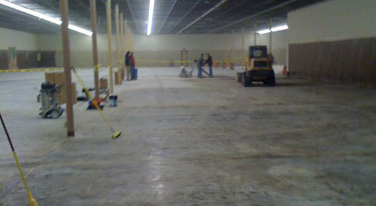Stout's Building Services and Epoxy Floor Coatings